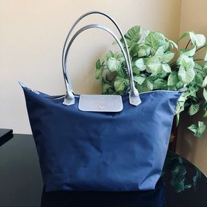 NWOT Large Nylon Tote from Bath & Bodyworks